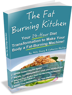 How To Lose Belly Fat With The Fat Burning Kitchen